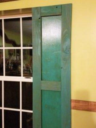 Indoor shutters night image amigas4all