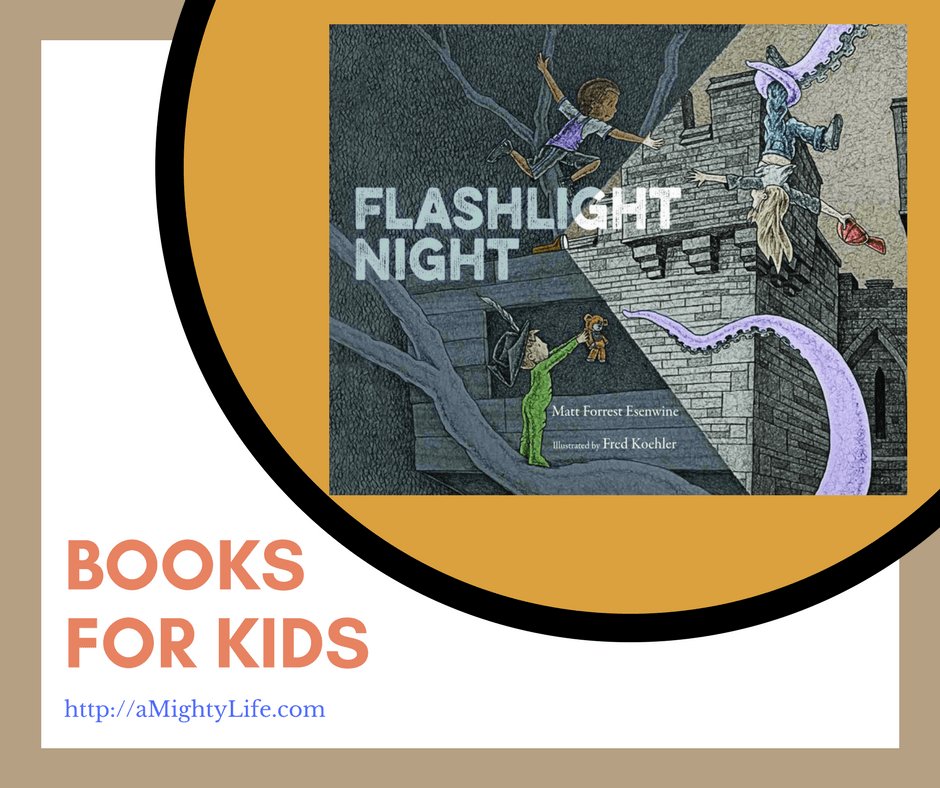 Flashlight Night by Matt Forrest Esenwine & Fred Koehler