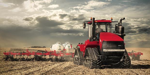 Case IH Quadtrac 620. El tractor más potente del mundo en la actualidad