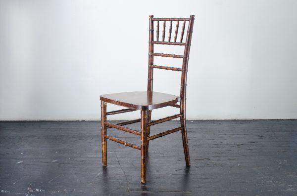 Event-Wedding Fruitwood chiavari chair
