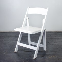 White Chair Rentals Modern Grey Dining Chairs Wood Folding Amigo Party Inc