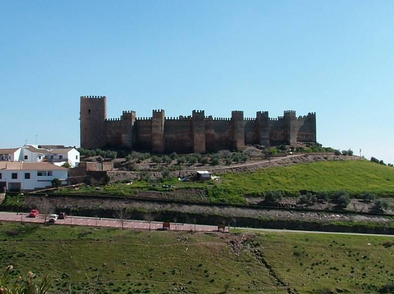 Castillo de Bury Al Hamma
