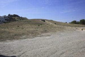 dólmenes en Antequera