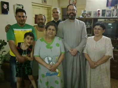Familia de Irak