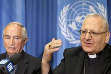 Church leaders inform on the Human Rights situation of Christians in Iraq and Syria