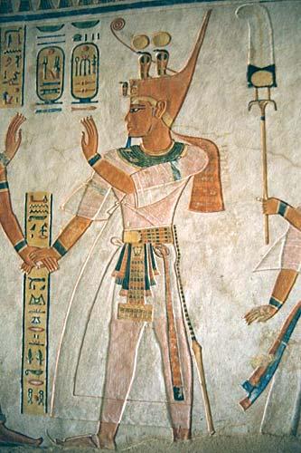 Egipto signos y smbolos de lo sagrado  Letra C