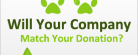 IMPORTANT READ FOR DONORS: MAKE YOUR DONATIONS COUNT … DOUBLE!!