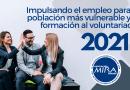 Nuestros proyectos durante el 2021 en la Comunidad de Madrid.