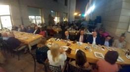 Cena de los Amigos en junio de 2016