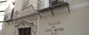 El Colegio del Arte Mayor de la Seda restaurado por la Fundación Hortensia Herrero