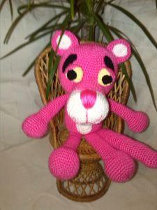 Pantera rosa Maricarmen