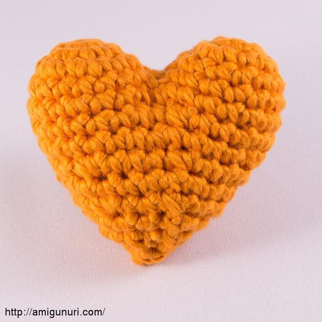 Image result for orange heart