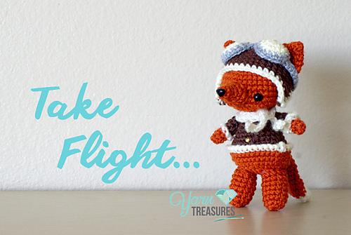 fox aviator toy