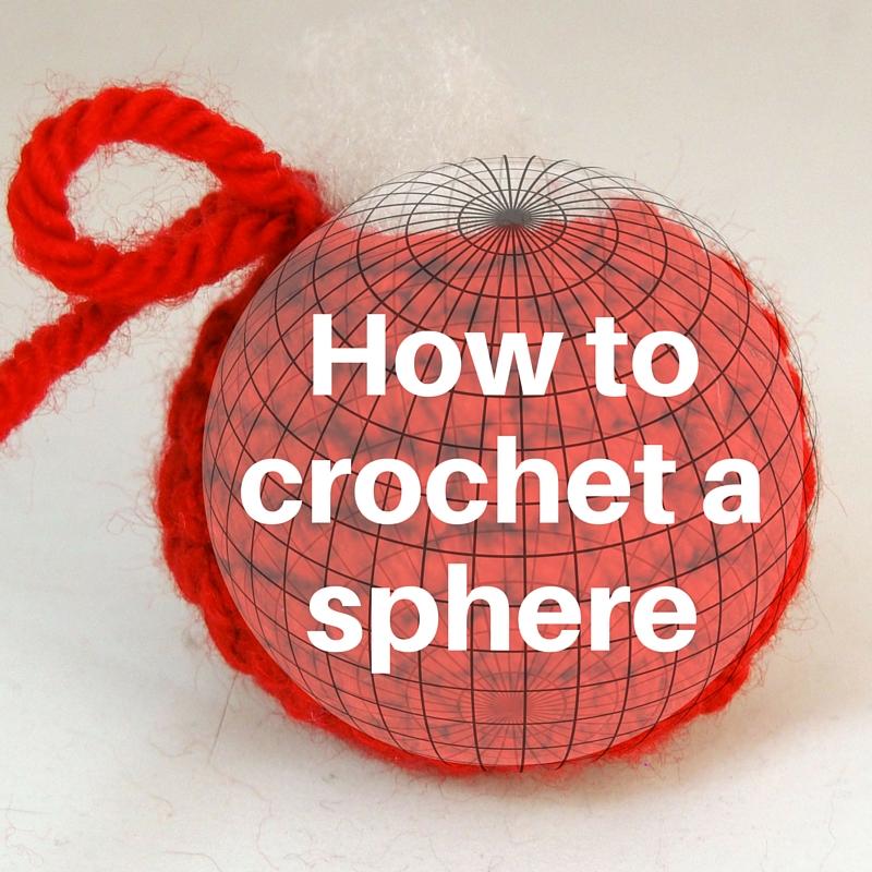 Amigurumi Sphere Tutorial : How to Crochet a Sphere - Picture Tutorial - amiguru.me