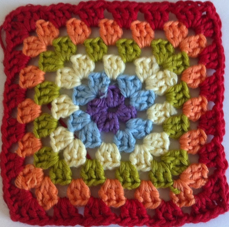 Why are they called Granny squares? An investigation