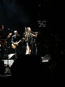Superstar PJ Harvey headlining at the Montreaux Jazz festival