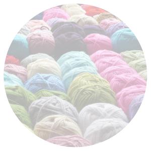 beautiful colourful balls of yarn