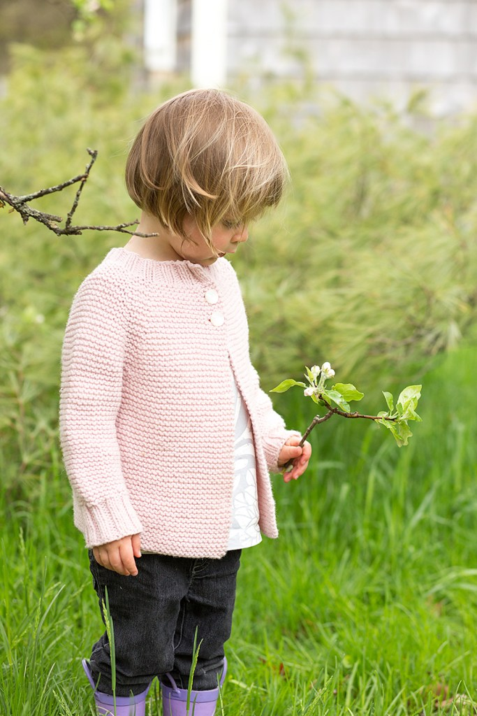 Princess Charlotte Cardigan pattern