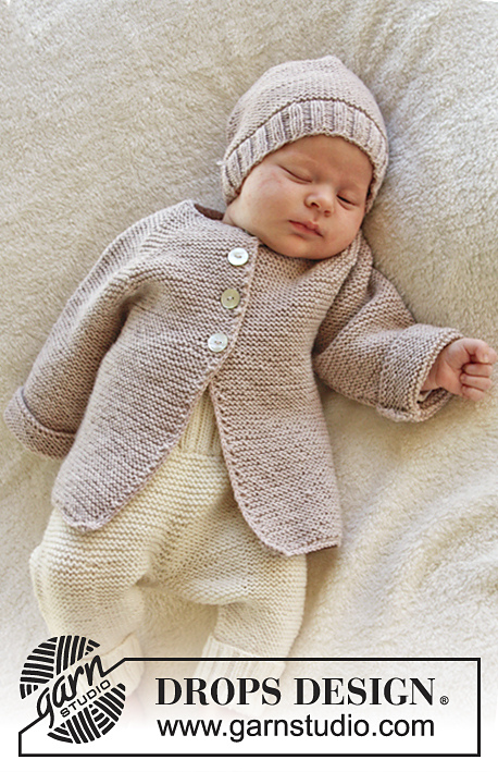 Free knitting pattern for a princess charlotte cardigan