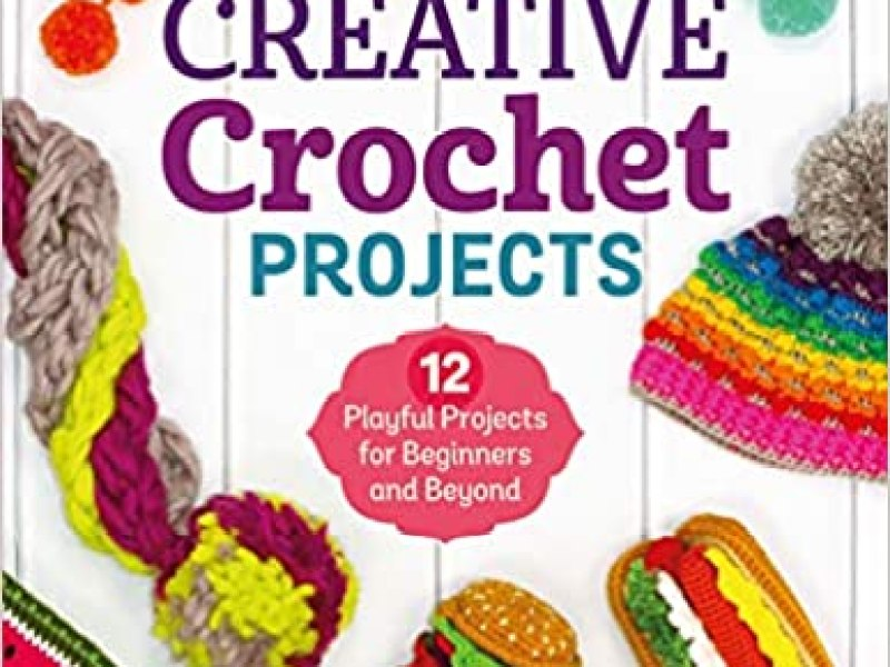 Book review - Creative Crochet Projects