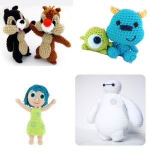 9 Top Free Disney Amigurumi Patterns