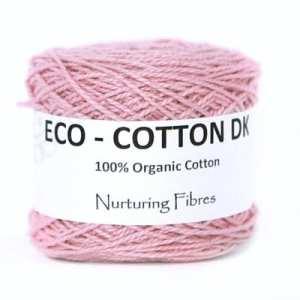 nurturing fibres eco-cotton dk