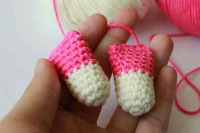 Cute bunny crochet pattern