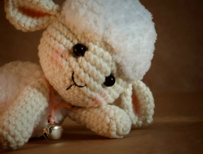 Meryl the Sheep amigurumi pattern - Amigurumi Today