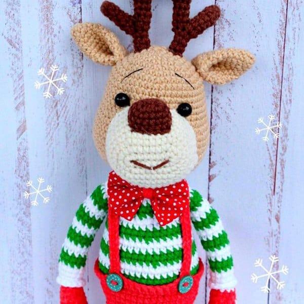 Easy Christmas Amigurumi : Amigurumi today page of free patterns