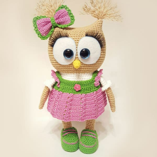 Amigurumi Pattern Free Owl : Amigurumi today free patterns and