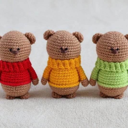 All Free Amigurumi Patterns : Amigurumi Today - Free amigurumi patterns and amigurumi ...