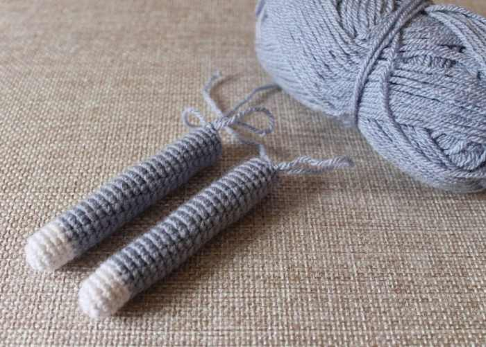 Long-legged amigurumi toys - FREE crochet pattern
