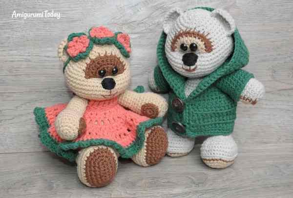 Printable Elephant Crochet Pattern - Year of Clean Water