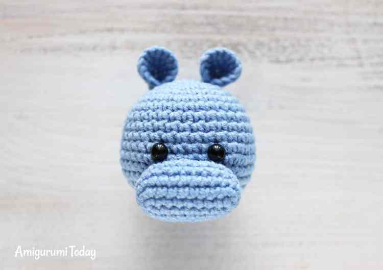 Cuddle Me Rhino amigurumi pattern - Amigurumi Today | 529x750