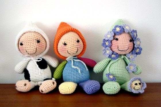 Rice stuffed dolls - 07