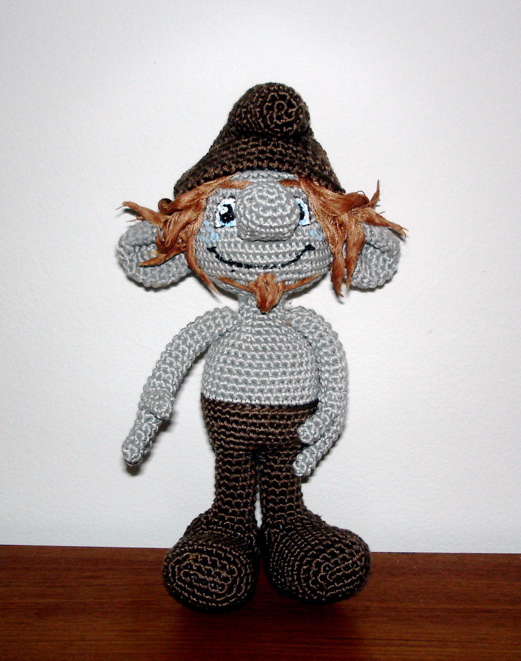 Free smurf crochet amigurumibb by cheche hackus smurf bankloansurffo Image collections