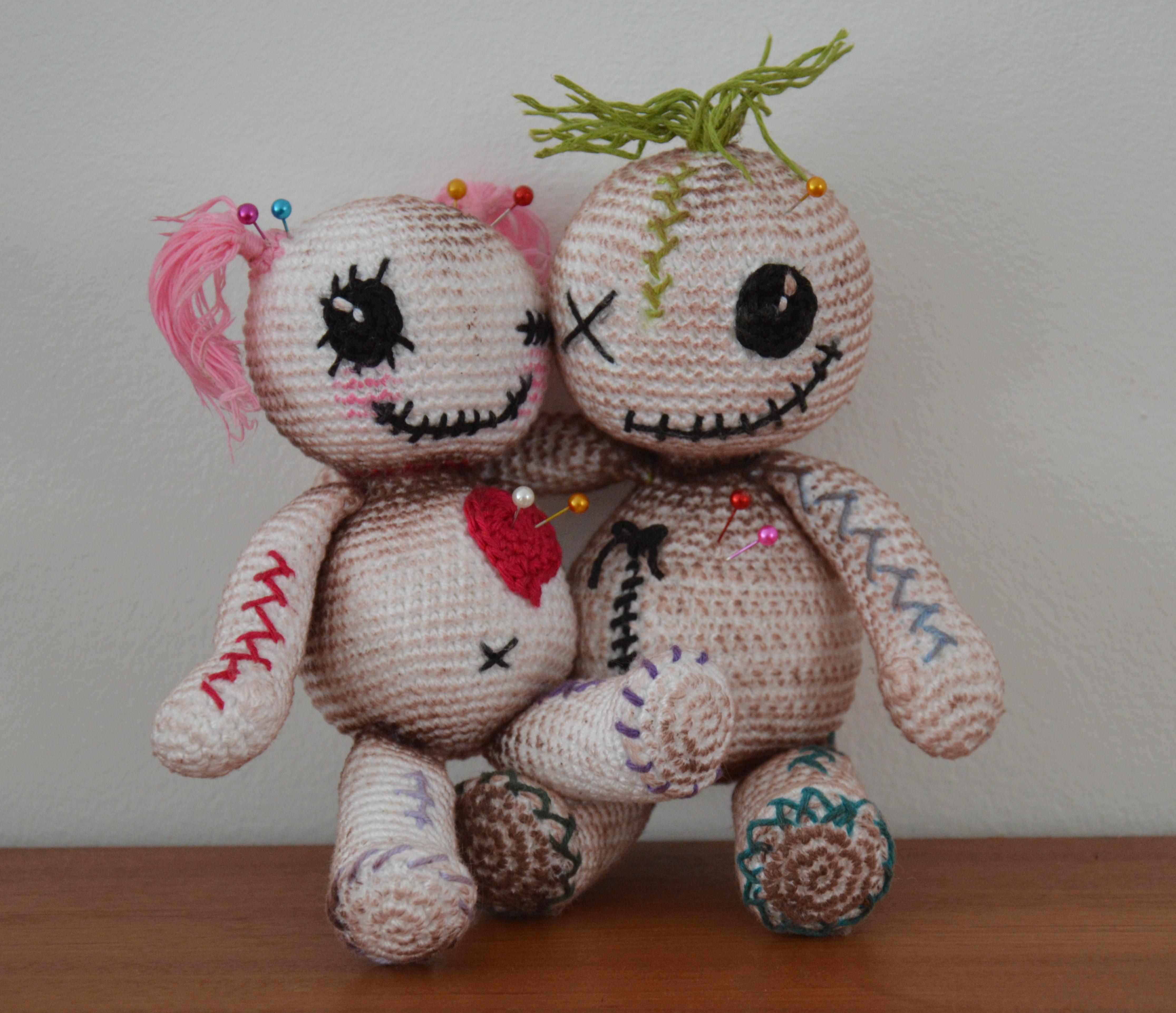 Voodoo Dolls – AmigurumiBB by Che'Che'