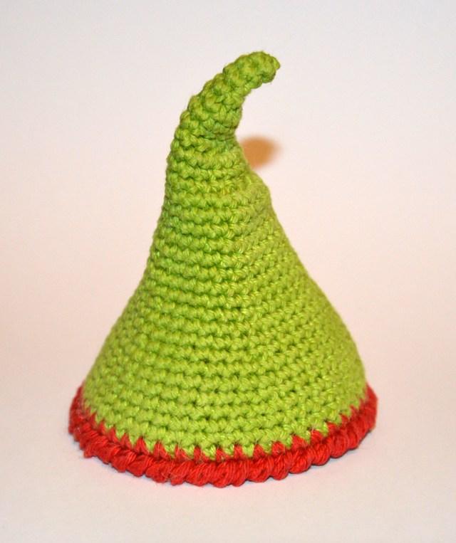 Elf's hat - AmigurumiBB