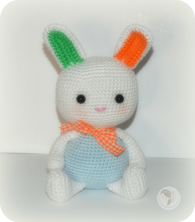 Bunny Baby by AmigurumiBB