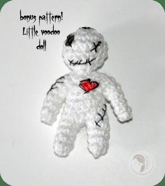 voodoo done bonus by AmigurumiBB