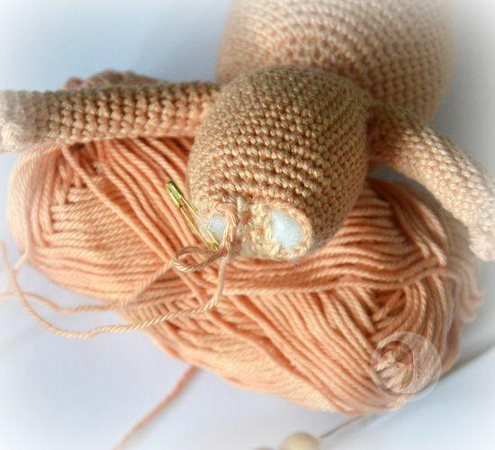 One Piece Crochet Doll Pattern | Supergurumi | 500x550