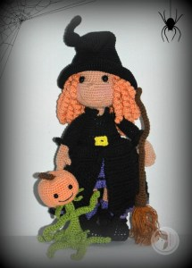 Little Witch Doll
