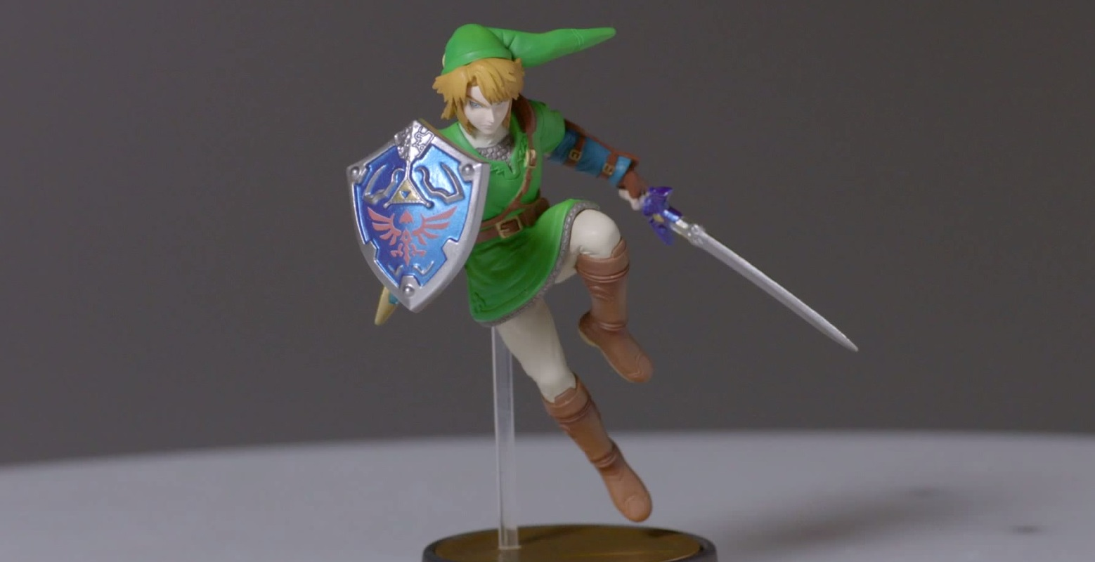 Link Amiibo Green Tunic