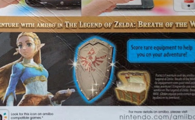 Zelda: Breath Of The Wild Amiibo Capabilities