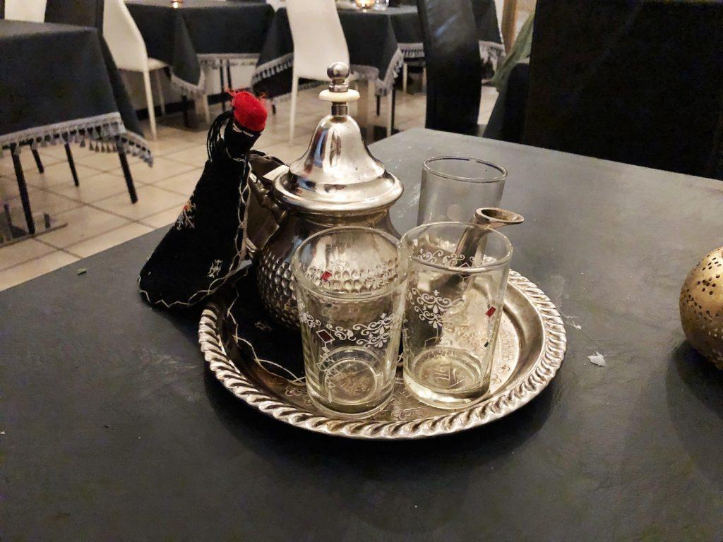 Autentica cucina marocchina da Maison Touareg a Milano