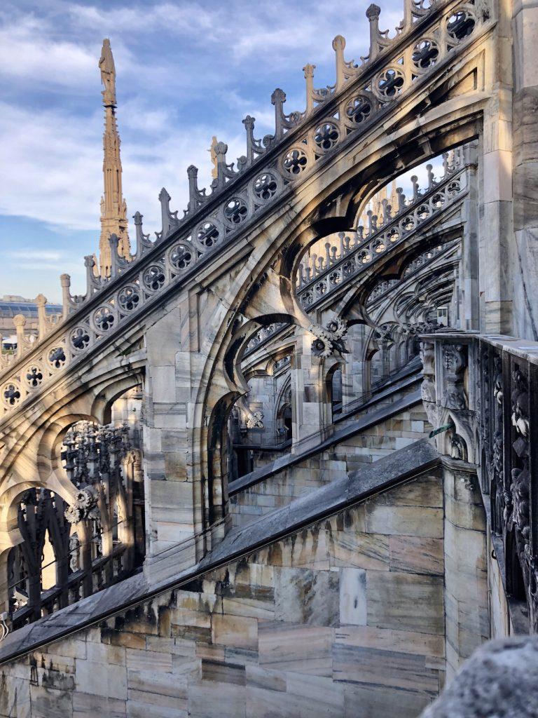 Milano da scoprire le Terrazze del Duomo   A Milano Puoi