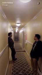 hallway daydreams