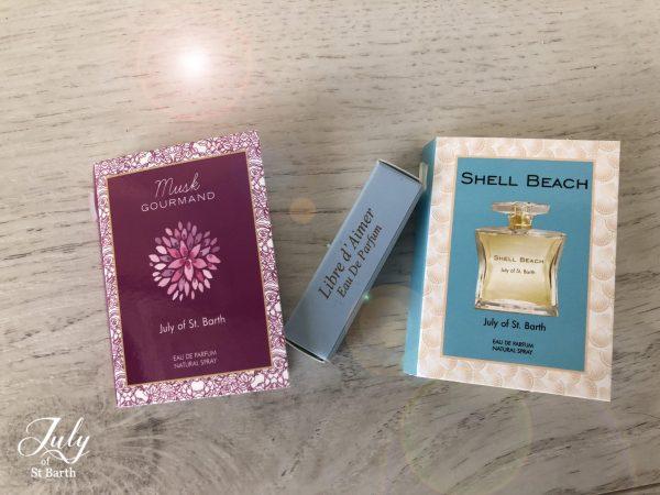 Kit Découverte Parfums
