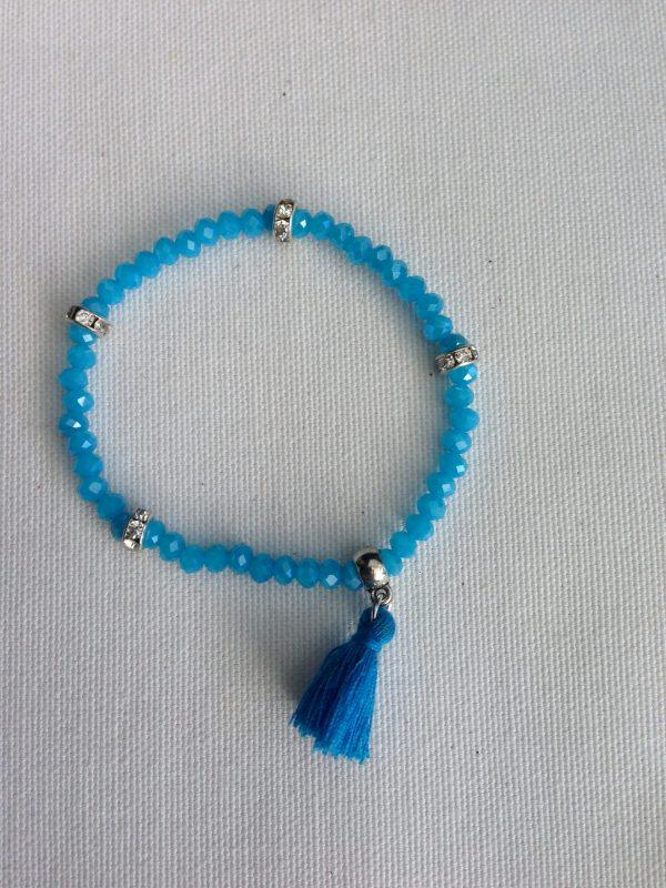 Bracelet turquoise July