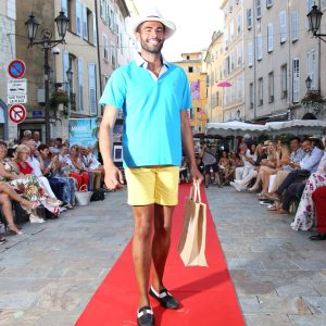 POLO POUR HOMME TURQUOISE